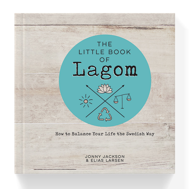 Cover of A Little Book of Lagom