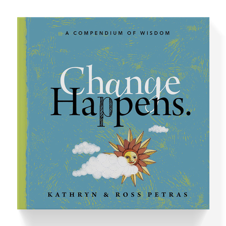 Cover of Change Happens