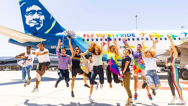 Fly With Pride Group Photo