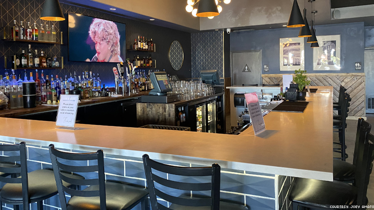 Bar One Eleven in Palm Springs