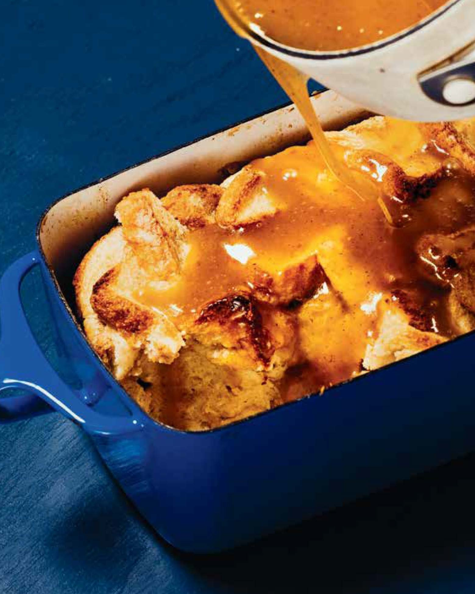 Chef Kelly Fields's Bread Pudding