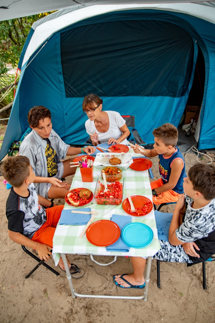 LGBTQ+ Campers and Families Are Queering Up the Great Outdoors