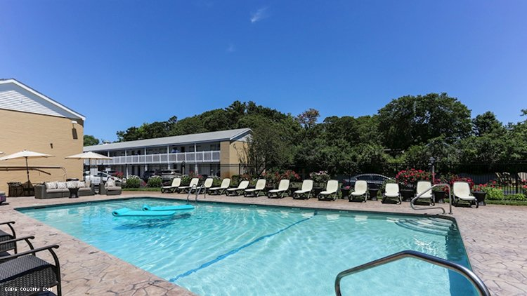 Cape Colony Inn in Provincetown Mass