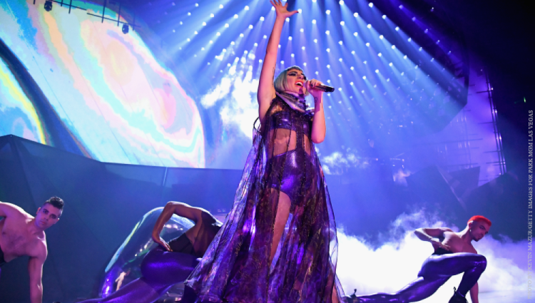 Lady Gaga is Returning to Sin City This Fall