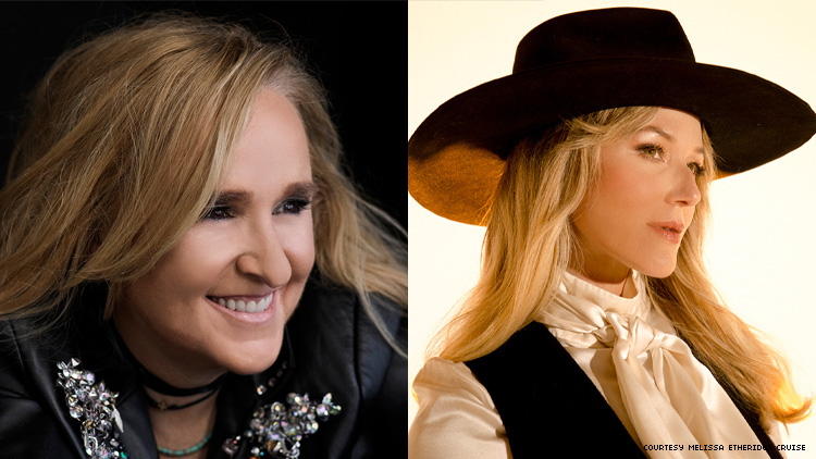 Melissa Etheridge and Jewel