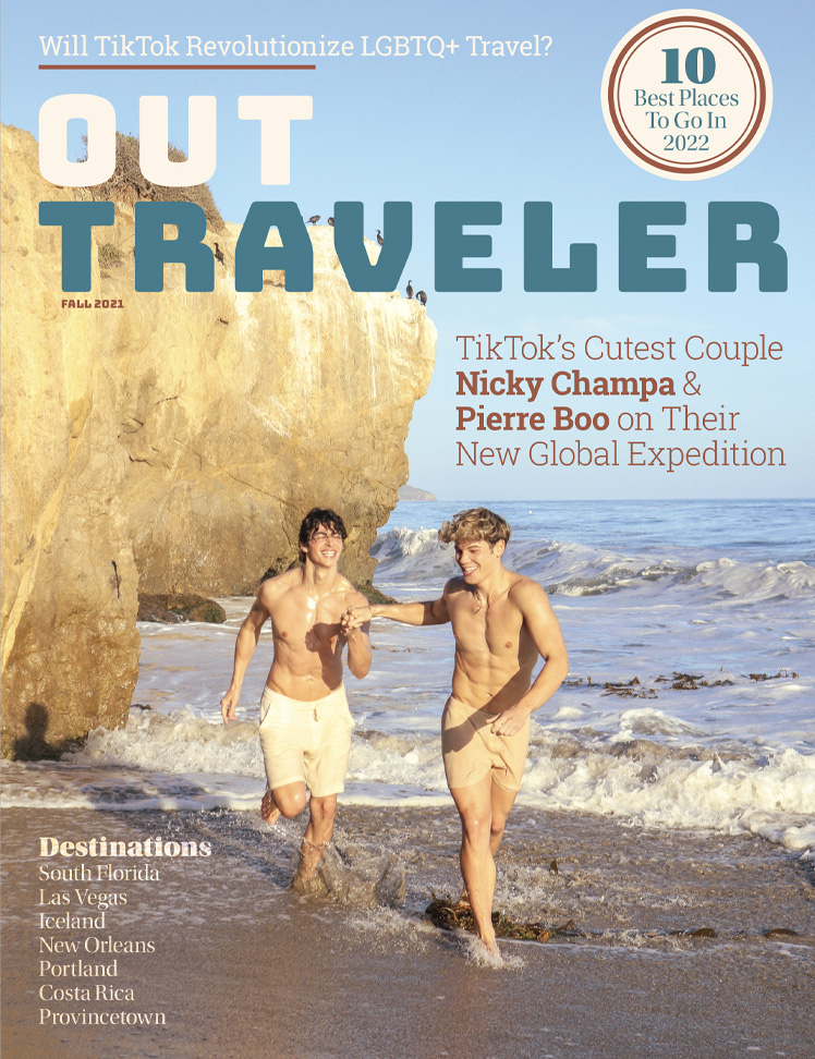 Out Traveler 25 Cover