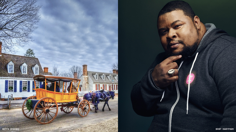Colonial Williamsburg and Chef Michael Twitty