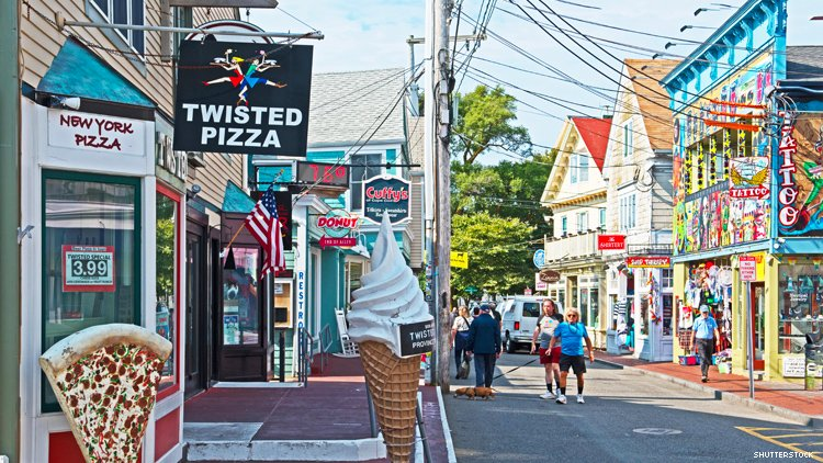 Provincetown Commercial Street