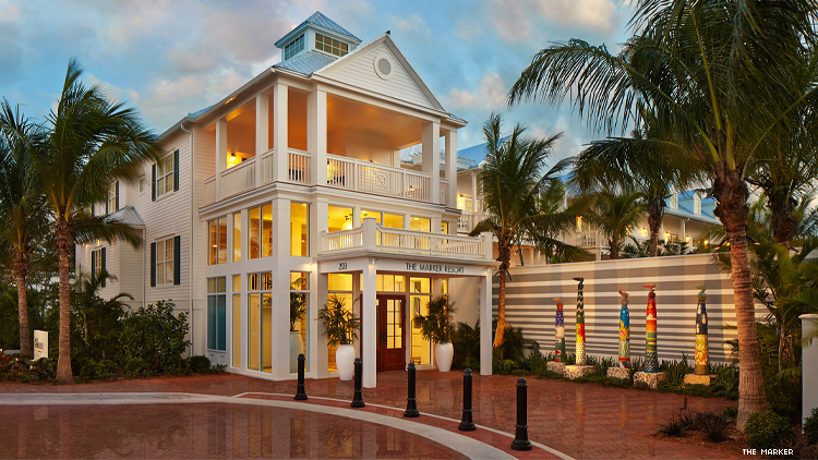The Marker Hotel in Key West