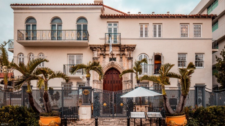 Two Men Found Dead at Former Mansion of Gianni Versace