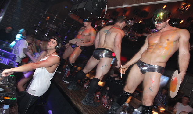 PHOTOS: The Newest Gay Party in Vegas