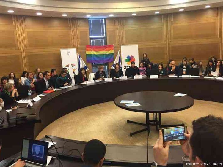 Outrage Mounts After Israel Marks LGBT Rights Day by Vetoing LGBT Rights Bills