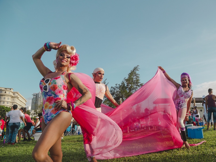 Trans Power & Queer Visibility at Puerto Rican Pride