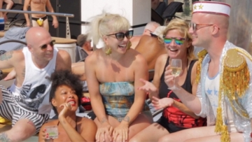 My Lesbian Take on the First Totally Adult LGBTQ Cruise
