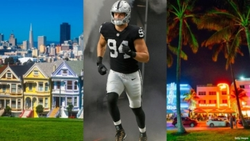 12 of Our Favorite LGBTQ+ Friendly NFL Cities