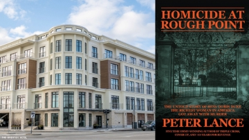 Brenton Hotel and Homicide at High Point book cover