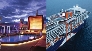 Celebrity Edge First Cruise Ship Okayed for U.S. Departure