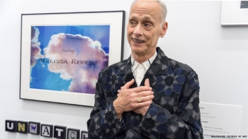 John Waters at the Baltimore Museum of Art