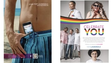 A decade of Greater Fort Lauderdale LGBTQ+ Ads