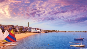How a City Boy Found New Life at the Ocean's Edge Resort in Cape Cod