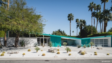 Palm Springs Mid Century Modernism house