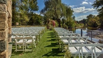 River House at Odette's in Penn. Offering Free Weddings to Gay Couples