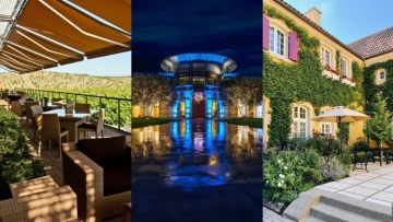 600 experts chose their favorites wineries from around the world, and we've curated ten of our favorites from the list.