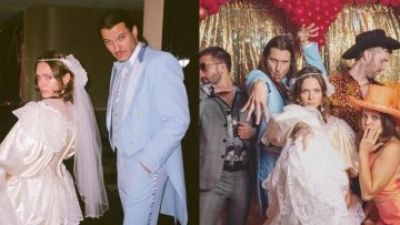 Tove Lo Got Married In Vegas