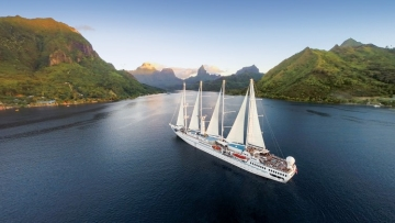Get Back to Travel with This Exclusive Bucket List World Cruise from Windstar