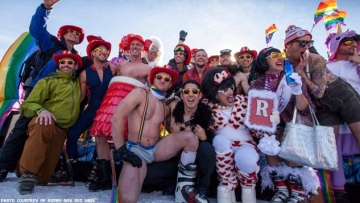 Gaspin' for Aspen Gay Ski Weekand Other News
