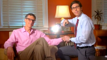 WATCH: Gay Pol Features Husband in Campaign Ad