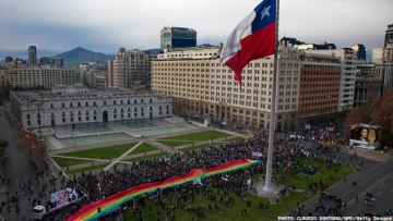 Chile One Step Closer to Same-Sex Civil Unions
