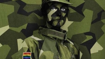 Swedish Army Launches Pride Campaign