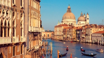 Couchsurfing Around Europe, Part 20: Venice, Italy
