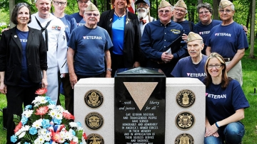 Visit First Federal Monument By & For LGBT Veterans, Located Near Chicago