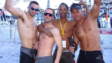 6 Gay Ski Weeks You Can't Miss