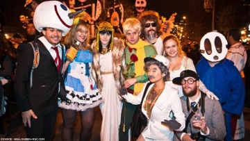 The Three Big City Halloween Parties You Can't Miss