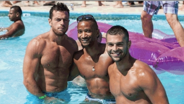 PHOTOS: New Jersey's Hottest Gay Beach Party