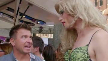 Watch: Travel Channel Visits Amsterdam's Drag Queen Olympics