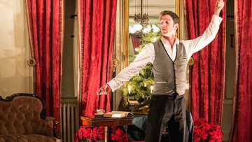 Visit NY's Merchant House Museum for a Christmas Carol Like No Other