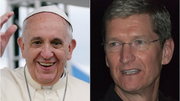 Why Did Pope Francis Meet with Apple's Tim Cook?