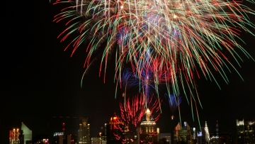 The Best Places to Ooooh and Aaaaah On July 4th