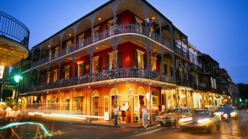 12 Places To Rest Your Head in The Big Easy