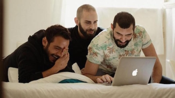 Groundbreaking Doc Explores the Lives of Gay Palestinians in Tel Aviv