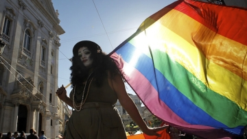 Portugal Grants Adoption Rights to Same-Sex Couples