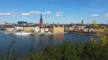 Couchsurfing Around Europe: Stockholm
