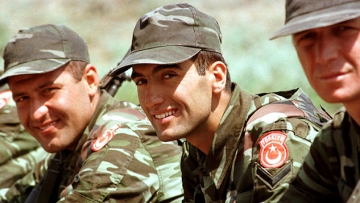 Turkish Army Adopts 'Don't Ask, Don't Tell' Policy for Gay Recruits