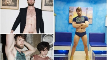 Porn Star Colby Keller Is the New Face (and Crotch) of Vivienne Westwood Spring 2016