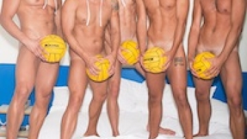 The Standard, Hollywood Hosts WeHo Water Polo Guys