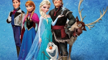 'Frozen' is Heading to Broadway